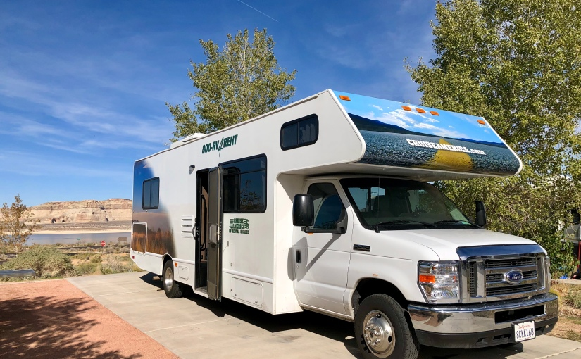 Cruise America RV Rentals – review